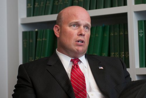 Acting AG Whitaker will consult ethics officials about possible recusal