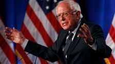 Bernie Sanders Challenges Rivals To Reject Cash From Pharma, Insurance Executives