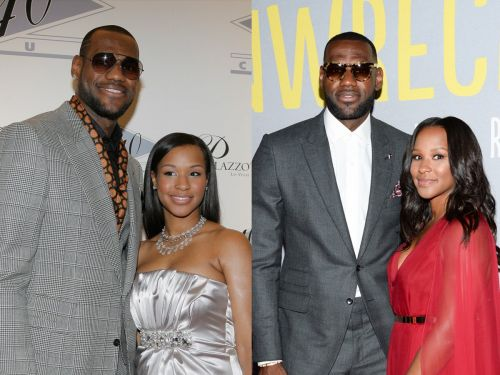 LeBron and Savannah James have been together for almost two decades. Here's a timeline of their love story
