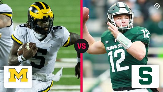 What channel is Michigan vs. Michigan State on today? Time, TV schedule for 2020 Big Ten rivalry game