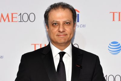 Preet Bharara is staying busy since Trump firing