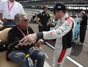 Curses! Andretti weary of talking Indy 500 disappointment