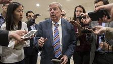 GOP Sen. Johnny Isakson Slams Trump's 'Deplorable' Attacks On McCain