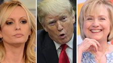Stormy Daniels Claims Hillary Clinton Called Donald Trump, They Talked About 'Our Plan'