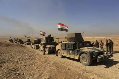 He Latest: UN says more than 4,000 have fled Iraq's Mosul
