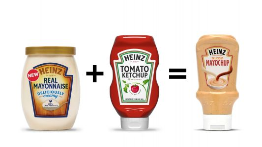 UPDATE: Heinz officially making 'mayochup' happen