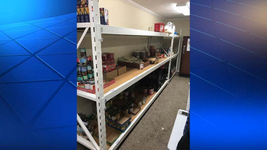 Up to $2,000 in food for needy stolen, but last-minute donations make up for Thanksgiving week loss at Beaver County pantry