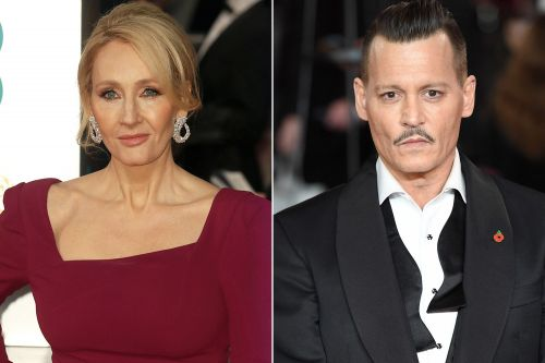 J.K. Rowling stands by Johnny Depp's 'Fantastic Beasts' casting