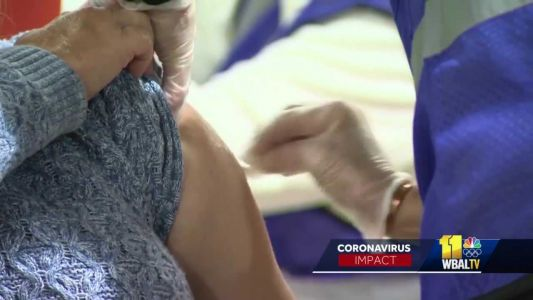 Advocates concerned older Marylanders are overlooked for COVID-19 vaccine
