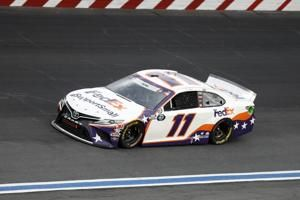 Hamlin crew members suspended 4 races over tungsten drop