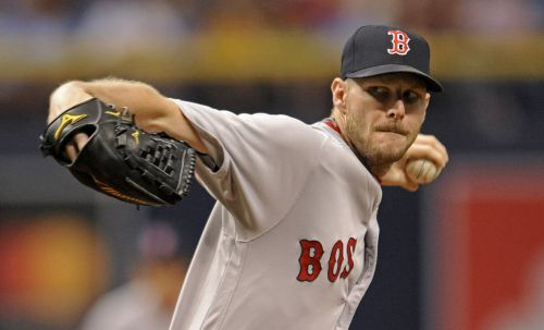 Report: Chris Sale won't start for Red Sox until at least Game 6