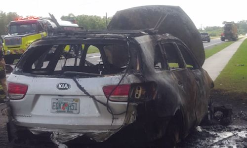 Kia to recall vehicles to fix problem that can cause fires