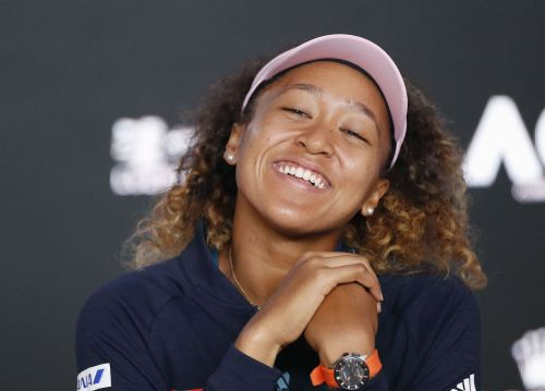 Naomi Osaka admitted her fear of 'slipping and sliding' on grass courts ahead of Wimbledon