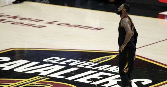 Guessing game: Cavs enter NBA draft unsure of LeBron's plans