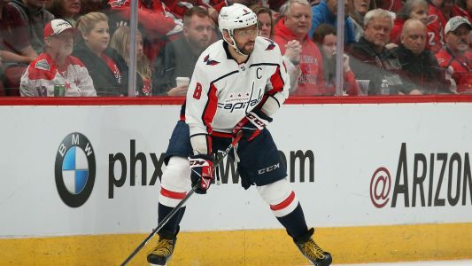 WATCH: Alex Ovechkin scores 21st career hat trick in Capitals win