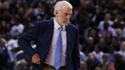 Spurs coach Gregg Popovich uncertain if he'll return next season