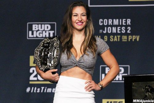 Former UFC champ Miesha Tate set for commentary duties at Quintet 3