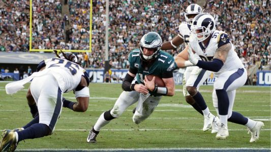 Three takeaways from Eagles' win over Rams