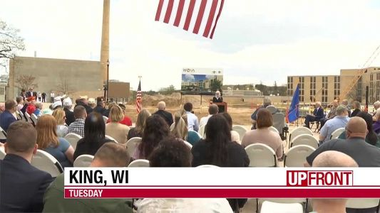 King veterans home gets new addition