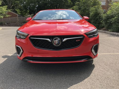 The best Buick money can buy is a $44,000 rebuke to European sport sedans - here's what it's like to drive