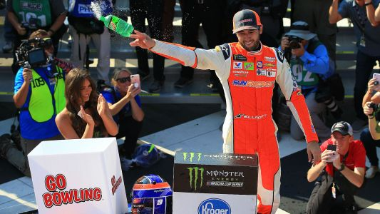 Chase Elliott's first NASCAR Cup win cheered by racing community