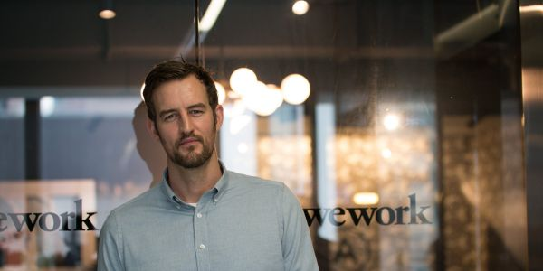 WeWork bans meat at company events and won't let employees expense meals that include meat because it's bad for the environment