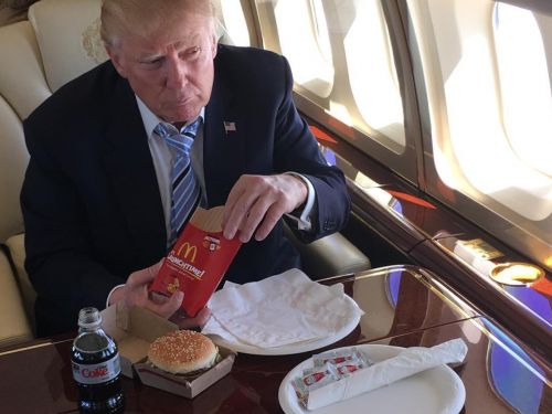 Trump's bizarre obsession with Diet Coke reveals a major problem facing the soda giant