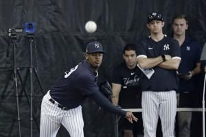 Yankees' Severino has Tommy John surgery