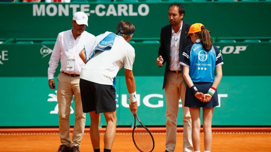 American tennis player Jared Donaldson fined for umpire confrontation