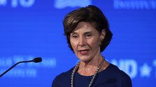 Laura Bush Calls Family Separations Cruel And Immoral