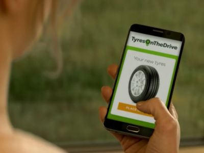 A startup that changes your car tyres at home just raised £8 million from Halfords