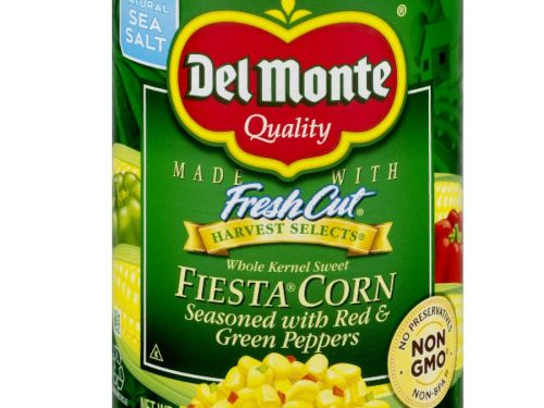Del Monte is recalling canned corn in 25 states and 12 other countries, warning consumption could cause 'life-threatening illness'