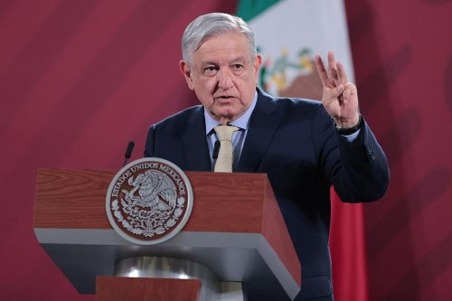 Mexican president's Trump visit scheduled for next week