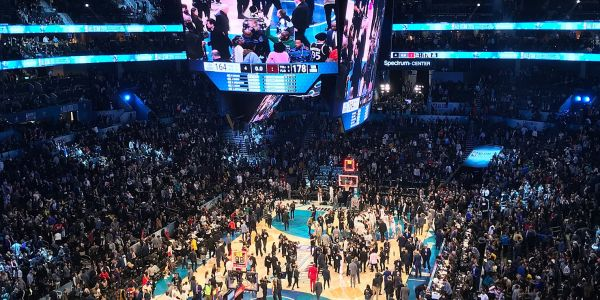 We attended the NBA All-Star Weekend, basketball's version of Super Bowl week - here's what it's like