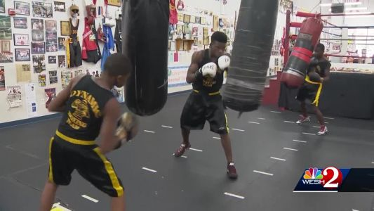 Local teenagers head to Junior Olympics for boxing