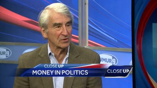 CloseUP: Sam Waterston on campaign finance reform