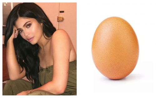 How an Egg Beat Kylie Jenner's Record and Became the Most Popular Image on Instagram