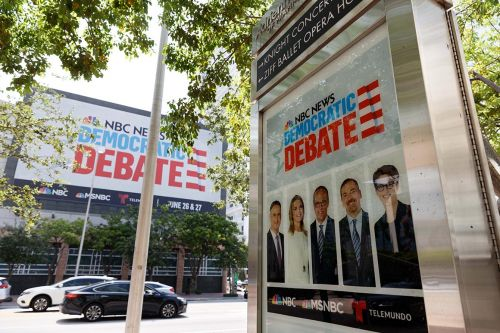 The first Democratic debate: Everything you need to know