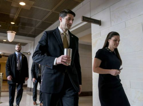 House seems set vote to avert shutdown, Senate chances dim