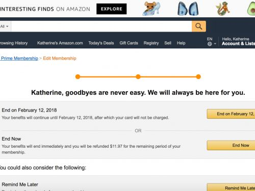 Amazon just made a major change - and it forced me to finally cancel my Prime subscription
