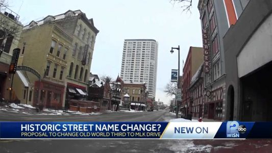 Council supports renaming Old World Third Street to MLK Drive