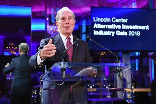 Hedge funders' lavish gala raises $1.5M for Lincoln Center