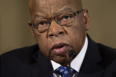 Democrats are in gridlock over John Lewis' claims and other notable comments