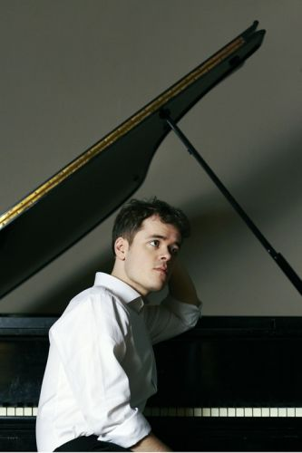 Possibly 'the most remarkable young pianist of our time'? Benjamin Grosvenor is back in Seattle