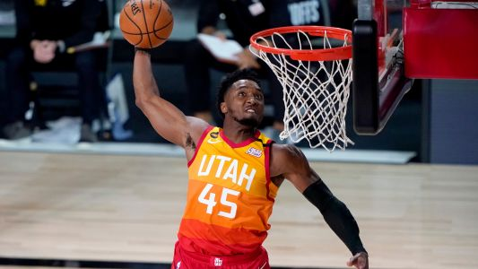 Donovan Mitchell has perfect response to Shaq's postgame criticism: 'Aight'