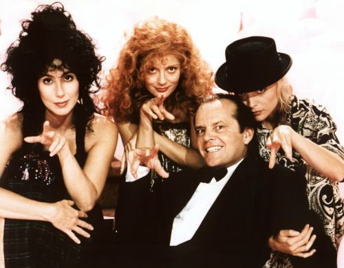 Susan Sarandon says Cher stole her role in 'The Witches of Eastwick'