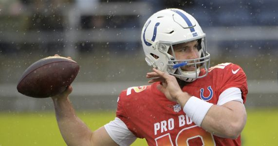 Colts' Luck hopes healthy offseason leads to better results