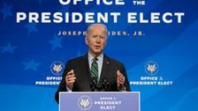 Biden Outlines 'Day One' Agenda Of Executive Actions
