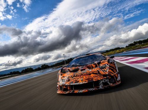 This insane new Lamborghini packs 830 horsepower and can be driven only on a racetrack