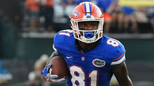 NFL Draft 2018: Failed drug test latest incident for Florida WR Antonio Callaway